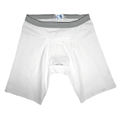 afex male incontinence system brief separate